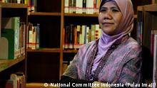 Frankfurter Buchmesse 2015 Partnerland Indonesien - Helvy Tiana Rosa EINSCHRÄNKUNG