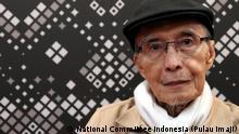 Frankfurter Buchmesse 2015 Partnerland Indonesien - Sapardi Djoko Damono EINSCHRÄNKUNG