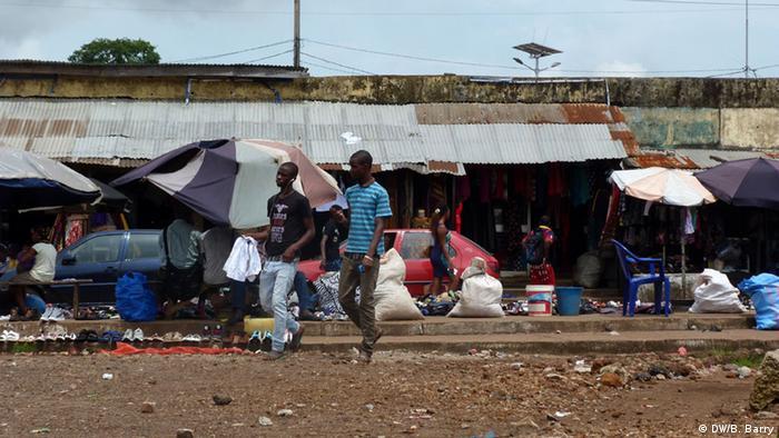 Malgré sa proximité avec Conakry (photo), la ville de Kindia est frappée par l'insécurité