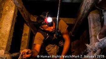 Αμφιλεγόμενες πρακτικές και στα ορυχεία των Φιλιππινών