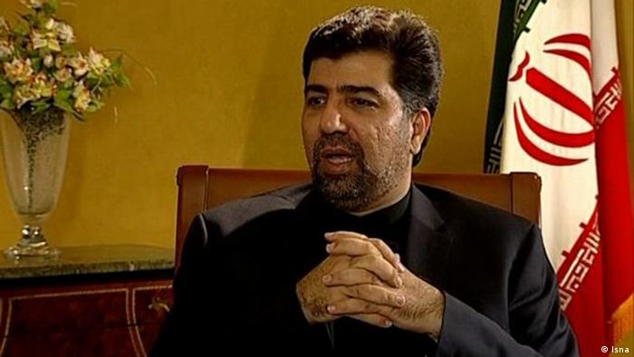 غضنفر رکنآبادی، سفیر پیشین جمهوری اسلامی در لبنان
