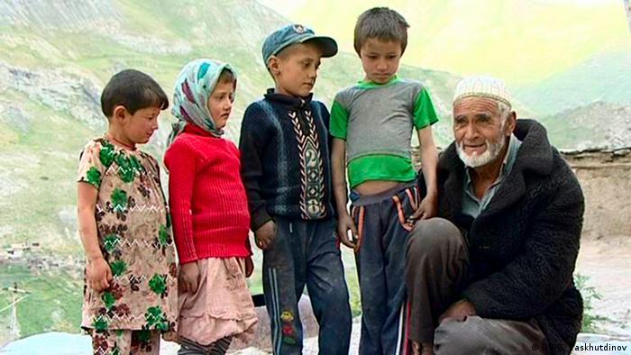 Seltene Sprachen in Tadschikistan kurz vor dem Verschwinden (DW/G. Faskhutdinov)