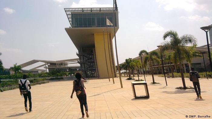 Angola Universität Agostinho Neto in Luanda
