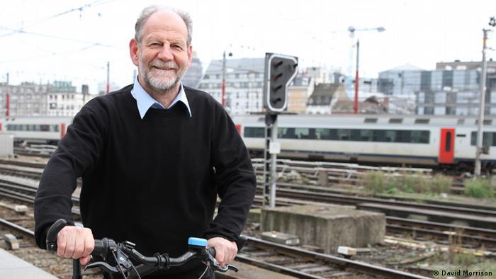 German Transport Expert Michael Cramer