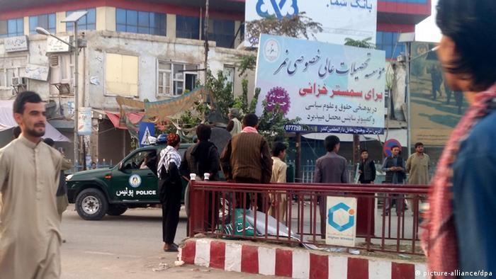 Afghanistan Kundus Einnahme durch Taliban