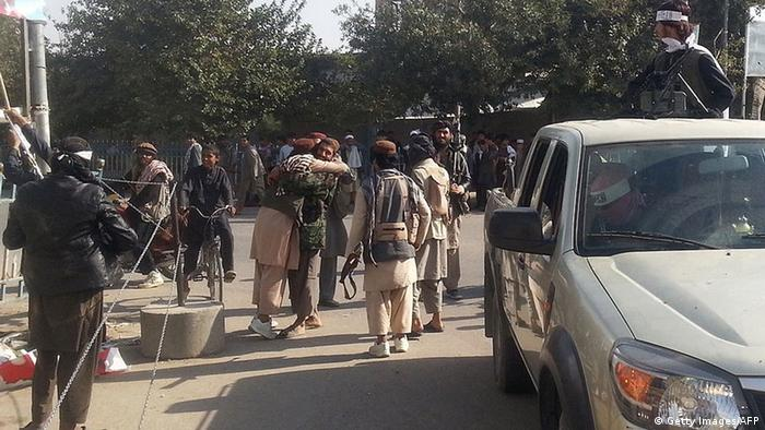 Afghanistan Einnahme Kundus durch Taliban