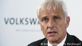 Новий очільник концерну Маттіас Мюллер обіцяє відновити довіру до VW