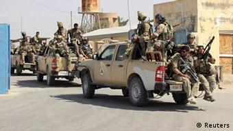 Afghanistan Gegenoffensive nach Einnahme Kundus durch Taliban