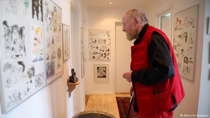 Karikatürist Kurt Westergaard öldü