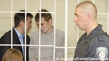 Ukraine Prozess gegen russische Soldaten in Kiew