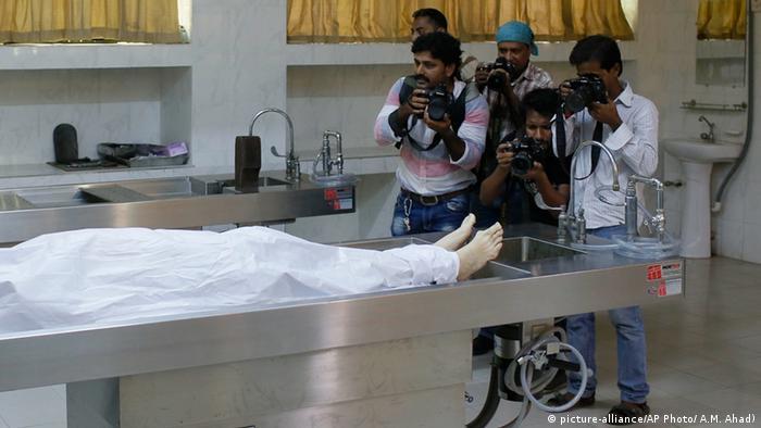 Bangladesch Italiener IS Opfer Erschießung Dhaka