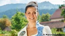 Bildergalerie Königinnen von Deutschland Bayerische Weißwurstkönigin Christin I.