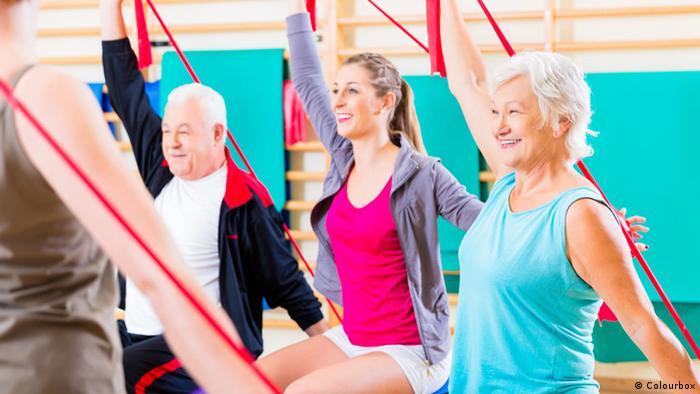 Sport im hohen Alter