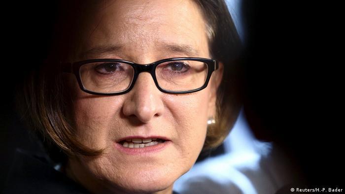Österreichs Innenministerin Johanna Mikl-Leitner (Archivbild: APA/ROLAND SCHLAGER)
