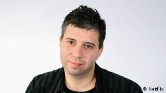 Director Evgeny Afineevsky (Photo: Netflix Media Center)