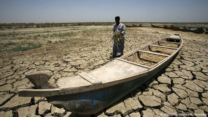 Drought in Iraq
