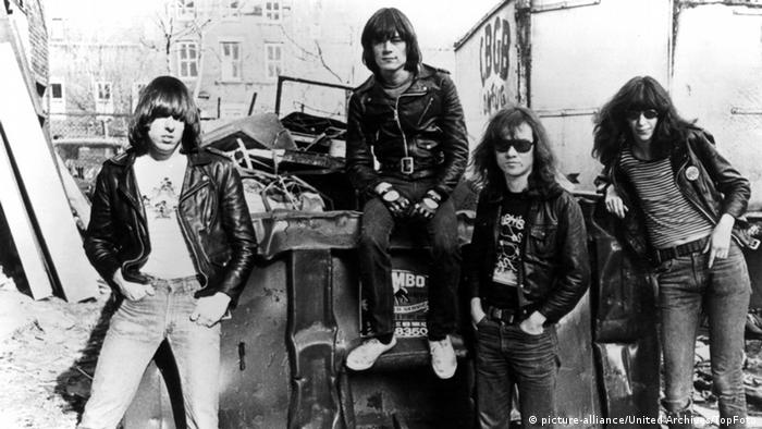 The Ramones (Pressebild)