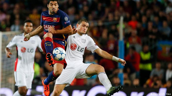UEFA Champions League FC Barcelona - Bayer 04 Leverkusen