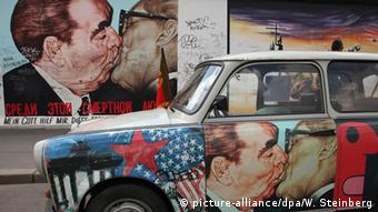 East Side Gallery in Berlin Foto: Wolfram Steinberg
