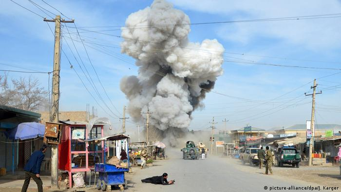 Afghanistan Taliban (picture-alliance/dpa/J. Karger)