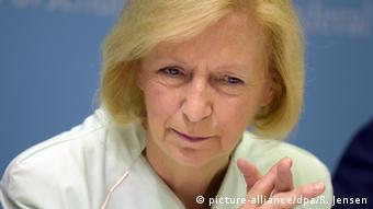 Deutschland Johanna Wanka Bundesministerin für Bildung und Forschung
