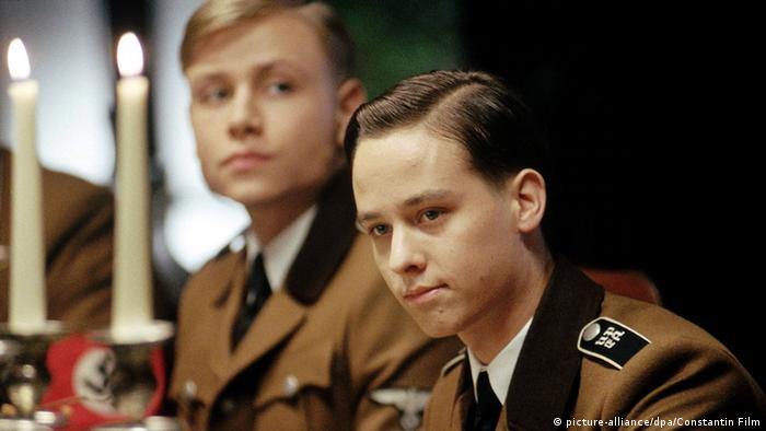 Tom Schilling im Film Napola (picture-alliance/dpa/Constantin Film)