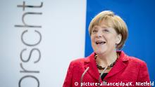 Deutschland Jugend forscht 2015 Rede Merkel