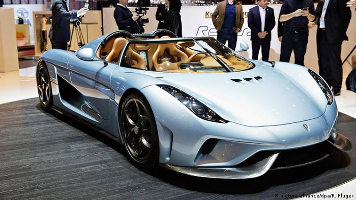 Supersport Koenigsegg Regera