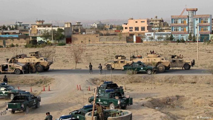 Afghanistan Kämpfe um Kundus