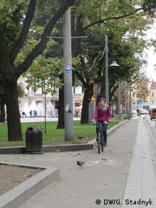 Велосипедисти та пішоходи - найбільш вразливі учасники дорожнього руху
