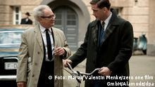 """Ronald Zehrfeld (rechts) in """"Der Staat gegen Fritz Bauer"""""""