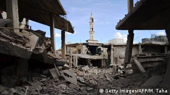 Russische Luftangriffe in drei syrischen Provinzen