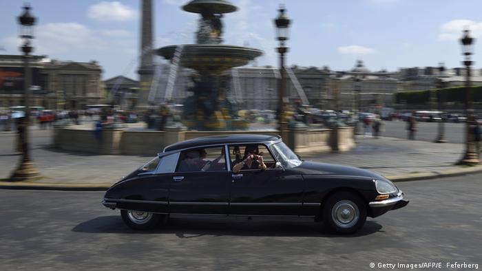 Frankreich Citroëen DS (Getty Images/AFP/E. Feferberg)