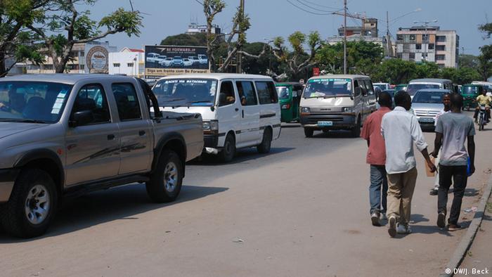 Mosambik Innenstadt von Beira