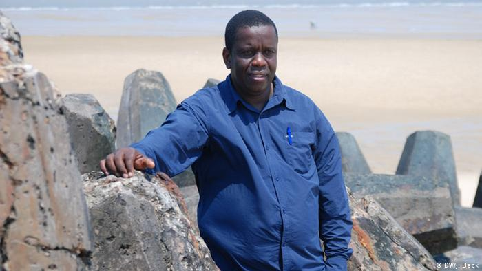 Daviz Simango, mayor of Beira, Mozambique