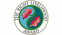 Logo Alternativer Nobelpreis Right Livelihood Award