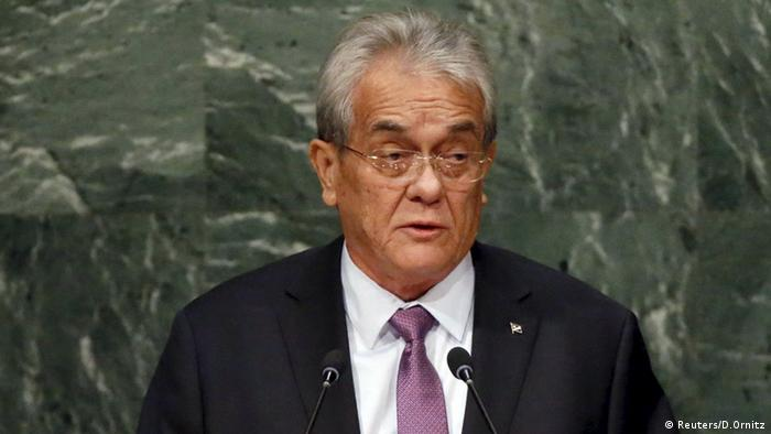 Alternativer Nobelpreis Right Livelihood Award Nominierung 2015 Tony de Brum (Reuters/D.Ornitz)