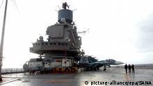 Siria: Rusia ataca posiciones del EI con misiles de crucero