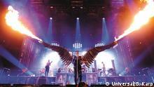 Performance von Till Lindemann