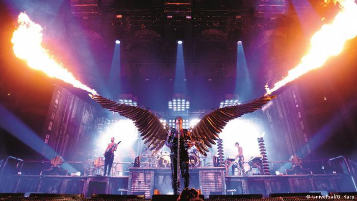 Performance Till Lindemann (Universal/G. Karp)