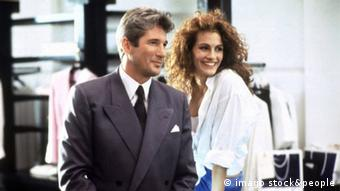 Richard Gere und Julia Roberts in Pretty Woman