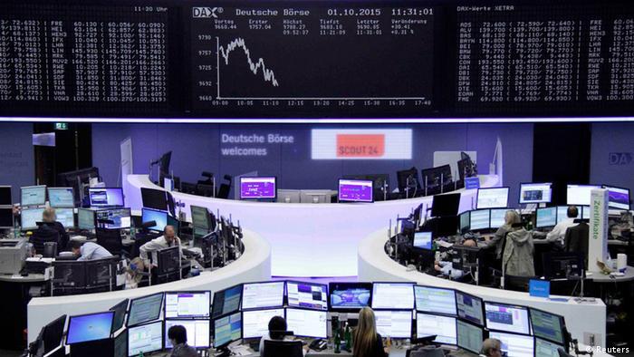 Deutschland Dax Börse Frankfurt (Reuters)