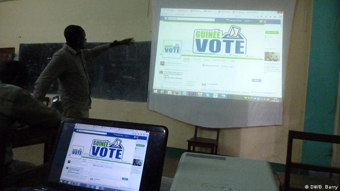 Forts soupçons sur le fichier électoral en Guinée