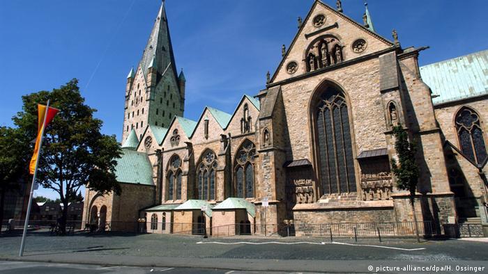 Katedrala u Paderbornu