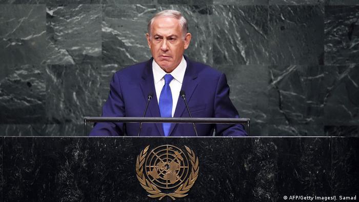 Netanjahu vor UN-Vollversammlung