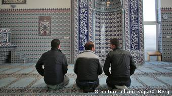 Ramadan Moschee in Köln (picture-alliance/dpa/O. Berg)