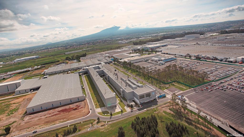 Bildergalerie weltweite VW-Standorte Puebla (Volkswagen)