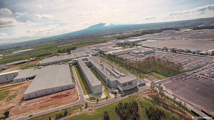Bildergalerie weltweite VW-Standorte Puebla