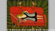 Ausstellung Der Schatten der Avantgarde - Rousseau und die vergessenen Meister