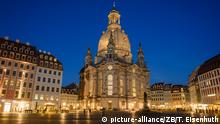 Die Frauenkirche in Dresden